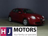 2012 Alfa Romeo MiTo 0.9 8v 85bhp Sprint Finance AVailable