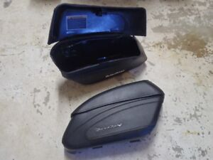 Harley Davidson Roadking saddle bags