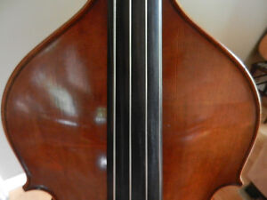 DOUBLE BASS / CONTREBASSE / ACOUSTIC BASS