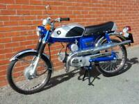 Suzuki AS50 49cc 1970 - Stunning Example of this lovely little classic