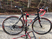 Full carbon road bike Eclipse light weight ultra components