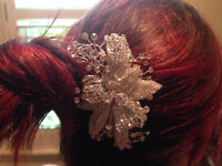 Beautiful Bridal Hair Accessory