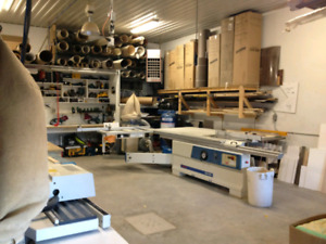 atelier fabrications armoires , meubles