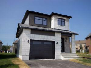 MODERN NEW HOUSE --- NOUVELLE MAISON MODERNE