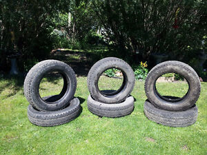 19.5 Inch Continental General LMT 400 Tires