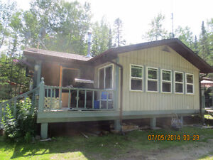 Cottage for rent in Grindstone Provincial Park