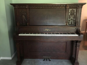 Bell Wood Piano for Sale - GREAT DEAL