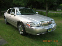 2004 Lincoln Town Car Berline