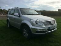 2017 Ssangyong Rexton 2.2 Diesel 4X4 SE Automatic 7 Seats only 23,000 Miles FSH