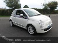 FIAT 500 BY GUCCI F.S.H Limited Edition , White, Manual, Petrol, 2013