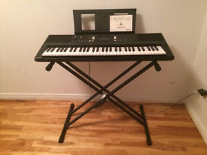 Portable Digital YAMAHA Keyboard