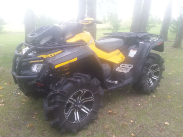 Used 2011 Can-Am Outlander XMR