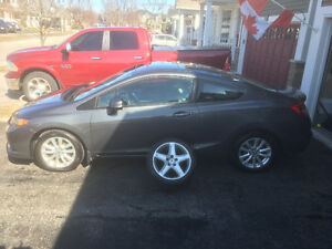 2012 Honda Other EX Coupe (2 door)