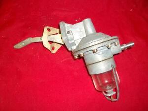Fuel Pumps / Automotive / New Old Stock