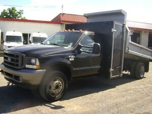 ford f 450 dompeur