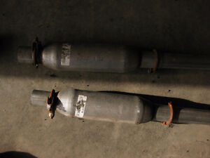 I have 2 exhaust system for sale