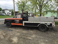 Camion 1993  6 roues F-350