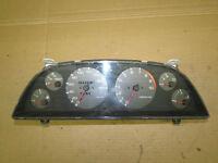 JDM Nissan Skyline GTR R32 OEM Gauge cluster speedometer RB26DET