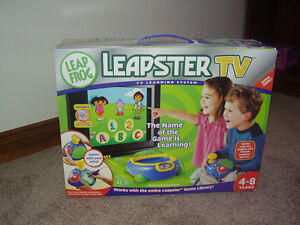 Leapster TV Console
