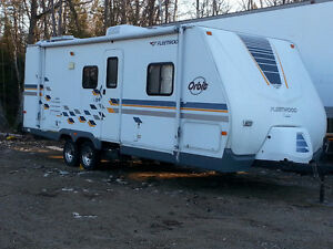 27 foot travel trailer