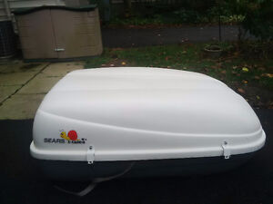 Sears Rooftop Cargo Carrier