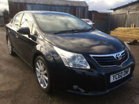 Toyota Avensis 2.2D-4D 2010 (60) T Spirit FULL LEATHER,