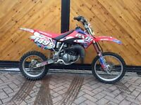 2007 HONDA CR 85 - NOT KX YZ RM - MOTOCROSS - EXCELLENT CONDITION!