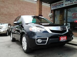 2011 Acura RDX NO ACCIDENT,TECH,NAVI,AUTO,AIR,ALLOYS,L.$14488