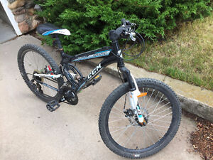 CCM Static ds xc youth mountain bike