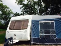 Swift Challenger 480 - 2 Berth Caravan - 2006
