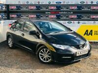 2013 Honda Civic 1.4 i-VTEC SE 5dr Hatchback Petrol Manual
