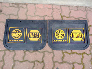 One pair of UAP NAPA mud flaps.  NEW