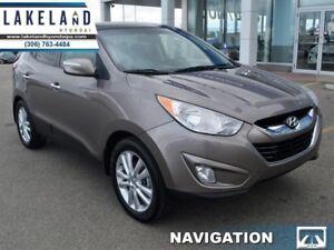 2012 Hyundai Tucson Limited  - Navigation -  Sunroof - $136.29 B