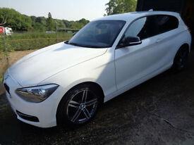 BMW 116 2.0TD ( bhp ) Sports Hatch 2013MY d Sport