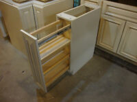 NEW MAPLE KITCHEN CABINETS