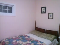 ONE BED ROOM FURNISHED HOME IN PORT HOPE FOR RENT