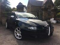 2007 (07) Alfa Romeo GT 1.8 (140bhp) TS BlackLine *New MOT Issued On Purchase*
