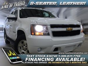 2012 Chevrolet Suburban 1500 LT Heated Seats | PST PAID!
