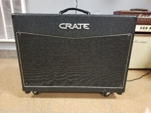 Crate VTX212 Amp and Footswitch