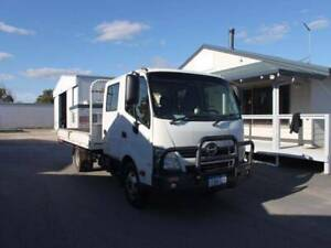 2012 Hino 717 Tray Top, Stock 993 Kenwick Gosnells Area Preview