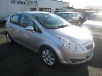 Vauxhall Corsa 1.3 CDTi 16v ( 90ps ) ( a/c ) Design 5 Door Diesel. 1 Year MOT