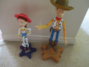 Toy Story talking Woody and Jessie Dolls Kitchener / Waterloo Kitchener Area image 1