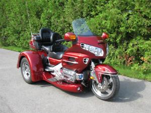 2001 Honda goldwing trike