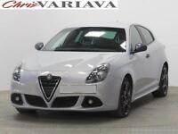 2017 Alfa Romeo Giulietta 1.6 JTDM-2 120 Tecnica 5dr Diesel white Manual