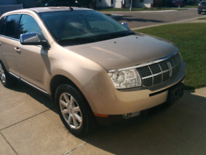 Lincoln MKX 2007 must sell this week