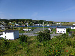 New Perlican -  Ideal property that has Town, Bay & Ocean View