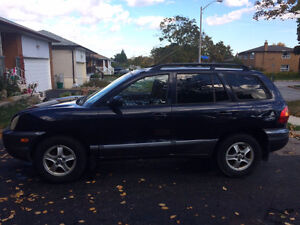 2004 Hyundai Santa Fe Other