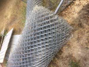 4 ft Chain Link fencing