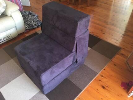 Milan Chair - Folding Chair & Mattress