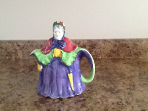 Old Lady Teapot for sale